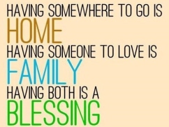 family blessings