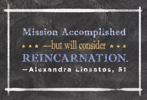 six reincarnation