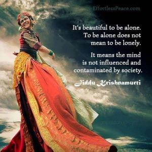 lonely society