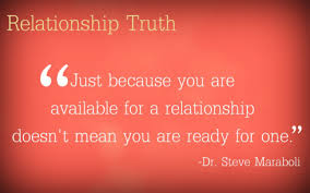 Are You Ready For A Relationship