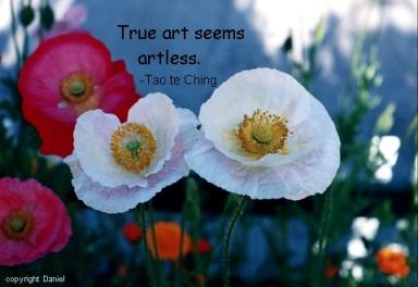 True art seems artless
