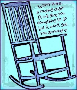 worry chair