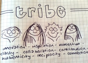 Tribe cartoon