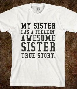 sister true