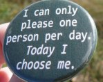 Today I Choose Me