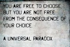 choice-consequence