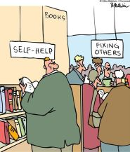 self help / fixing others